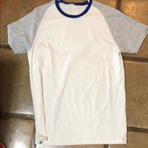 J crew size small tee shirt back to school